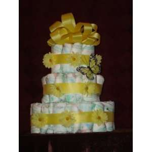 Diaper Cakes for Baby Shower Gift