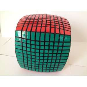 Black 11x11x11 Zhisheng Magic Cube New in Box Good for
