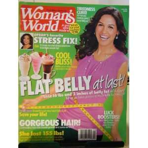 WOMANS WORLD MAGAZINE JULY 20, 2009