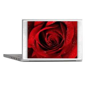 Laptop Notebook 14 Skin Cover Red Rose