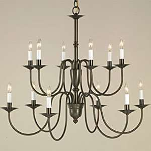 Norwell Lighting 5725WS White Shade AR Architectural Bronze Indoor