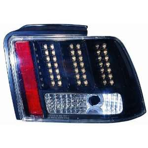 Depo M30 1903P US2 Ford Mustang Black LED Tail Light