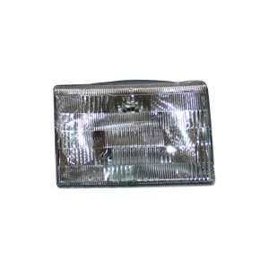 TYC 20 3077 00 Ford Mustang Driver Side Headlight Assembly