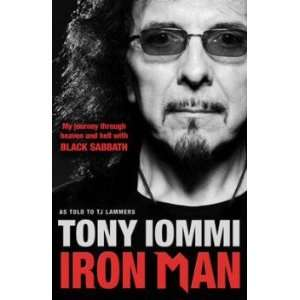 Iron Man Tony Iommi Books