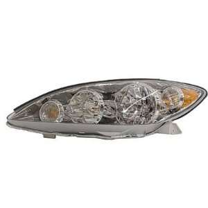06 TOYOTA CAMRY HEADLIGHT ASSEMBLY LE/XLE, DRIVER SIDE   DOT Certified