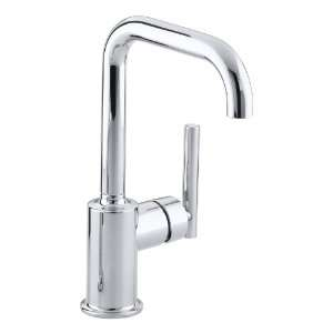 KOHLER K 7509 CP Purist Secondary Swing Spout Without Spray, Polished