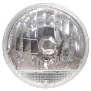 AutoLoc 8172 Lens Assembly with Clear Turn Signal for Ford