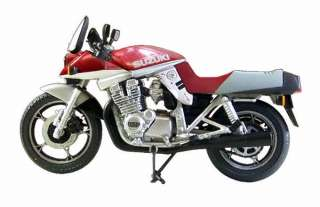 24 F toys Motor Bike Honda red Model Kits