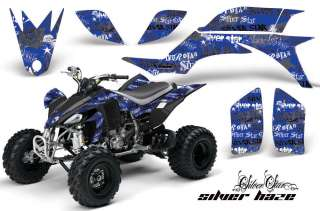 NEW ATV GRAPHIC OFF ROAD DECAL STICKER KIT YAMAHA YFZ 450 04 08 SHKU