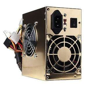 A Power Golden Deluxe 480W 20+4 pin ATX PSU w/SATA & PCIe