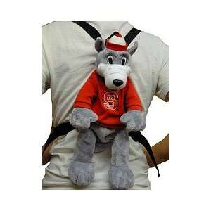 North Carolina State Wolf Pack Mascot Backpack