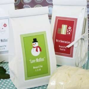 Baby Keepsake A Winter Holiday Muffin Mix   Without Whisk