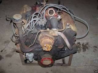 IH INTERNATIONAL TRUCK SCOUT USED 304 V8 ENGINE MOTOR