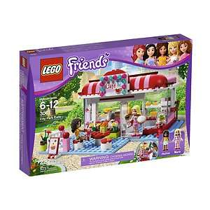 LEGO Friends City Park Café 3061  BRAND NEW 673419165570