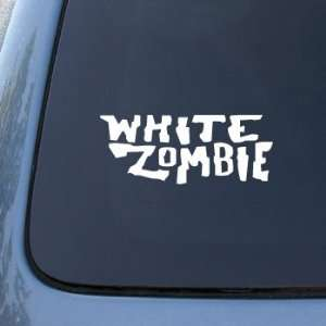 White Zombie   Car, Truck, Notebook, Vinyl Decal Sticker #2483  Vinyl