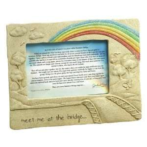 Rainbow Bridge Poem Frame