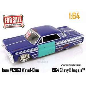 Jada For Sale Series  1964 Chevy Impala Toys & Games