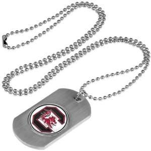 South Carolina Gamecocks USC NCAA Dog Tag Sports
