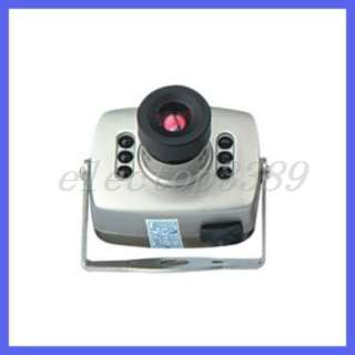 Mini Color Hidden Spy CCTV Secruity Surveillance Camera