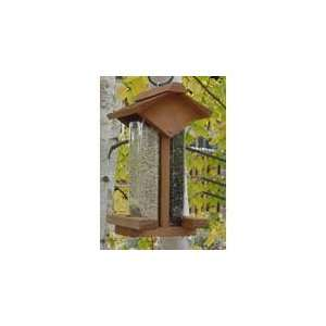 Tiny Tower Bird Feeder (Bird Feeders) (Seed Feeders