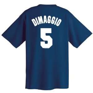 York Yankees Cooperstown Name and Number T Shirt