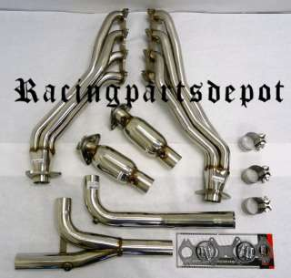 OBX Full Exhaust Header FORD F150 04 08 2WD 5.4L F 150