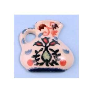 Polish Pottery Pitcher Magnet