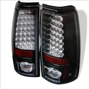 Spyder LED Euro / Altezza Tail Lights 03 06 Chevrolet