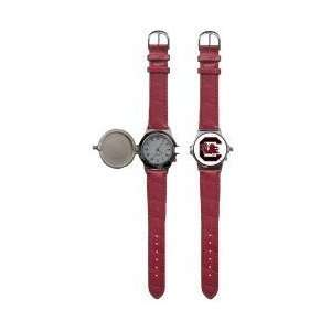 South Carolina Fighting Gamecocks Wrist Watch Red   NCAA College