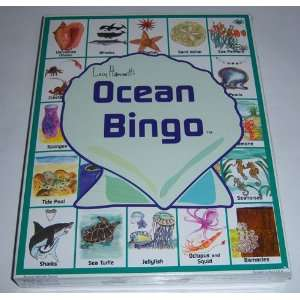 Ocean Bingo Educational Game Toys & Games