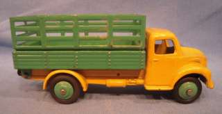 Original Meccano Dinky Toys Diecast Dodge Stake Truck 30n 1/43 4 1/8