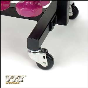 Aerobic Pac   optional casters for easy mobility. Sports