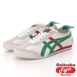 Asics Onitsuka Tiger MEXICO 66 White/ Shoes #T28