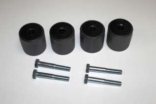 Jeep Wrangler TJ Front & Rear Bump Stop Extender Kit