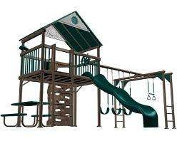 Product Lifetime Products Lifeplay Commercial Grade Swing Sets