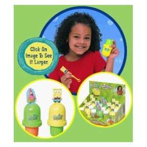 Spongebob Squarepants Bubble Tumber Mini No Spill