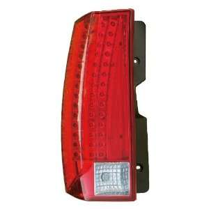 CADILLAC ESCALADE/ESCALADE HYBRID PAIR TAIL LIGHT 07 10