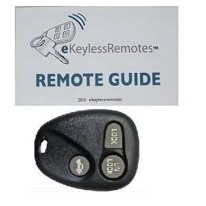 1997 1999 Chevy Cavalier Keyless Entry Remote Fob Clicker