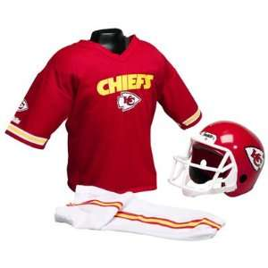 Kansas City Chiefs NFL Team Youth Uniform Set Sports
