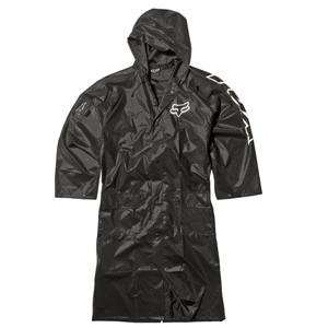 Fox Racing Rain Coat   Medium/Black Automotive