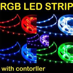 New Waterproof 5M RGB 5050 SMD LED 16 Feet Strip Light