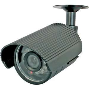 Security Labs Color Weatherproof Bullet Camera with Audio