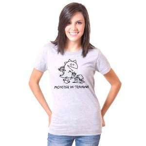 Monster in Training American Apparel T shirt Everything