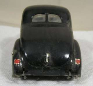 Vintage Built Up 1940 Coupe Car Hot Rod Model Kit