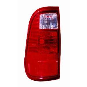 UC Ford Super Duty Left Hand Side CAPA Certified Tail Lamp Assembly