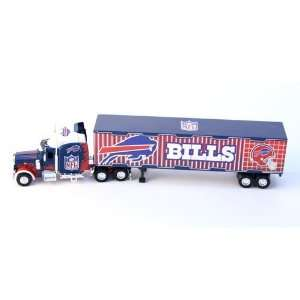 Buffalo Bills 180 Scale Diecast Tractor Trailer Truck New