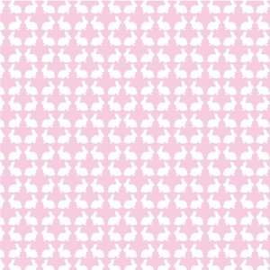 PASTEL PINK & WHITE Vinyl Decal Sheets 12x12 x3 Great for Cricut