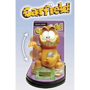Solar Powered Garfield Toy (**)