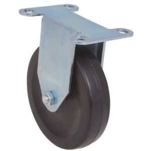 Shepherd NFC 31239 Rigid Plate Caster Faultless Caster, Light Duty