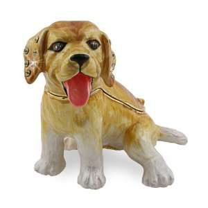 Objet DArt Release #281 Shasta Purebred Golden Retriever Dog